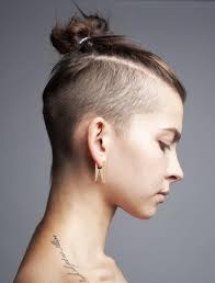 ponytail haircut for me shaved sides mod the sims ponytail with shaved sides