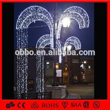 Christmas Decorations Street Lights diwali decorations christmas village led lights decorative outfit