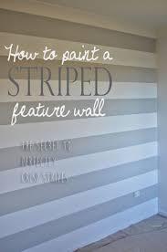 painting stripes on walls ideas horizontal best bedroom stripe