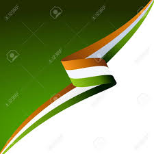 Color Of Irish Flag Abstract Color Background Irish Flag Royalty Free Cliparts