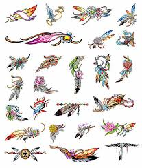 various feather tattoos feather tattoos designs tattoomagz