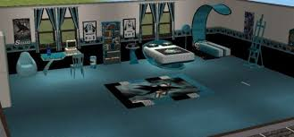 Rugs San Jose Mod The Sims San Jose Sharks Hockey Bedroom For Shannon J