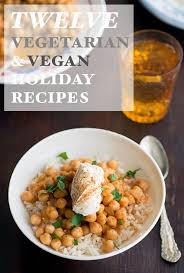 12 vegan and vegetarian thanksgiving recipes design sponge