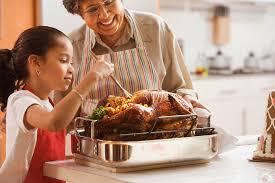 celebrating thanksgiving in cleveland ohio