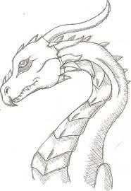 dragon head 3 by lil wolf on deviantart