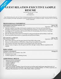 Front Desk Sample Resume by 119 Best Resumes Images On Pinterest Resume Ideas Resume Tips