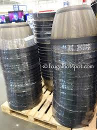 Southern Patio Costco Sale Southern Patio Hdr Wine Barrel Planter 14 99