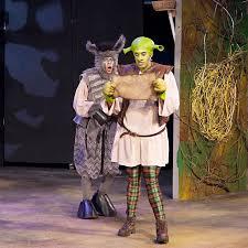 review zilker theatre productions u0027 shrek musical arts