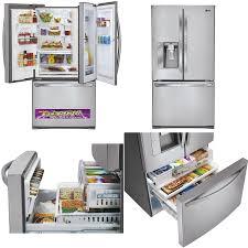 lg bottom freezer french door refrigerator the lg french door fridge freezer we want kitchen planner