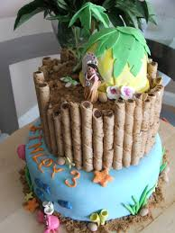 Tropical Theme Birthday Cake - 17 best ideas about beach birthday cakes on pinterest kids beach
