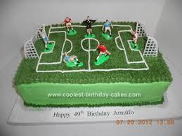 soccer cake coolest soccer birthday cake