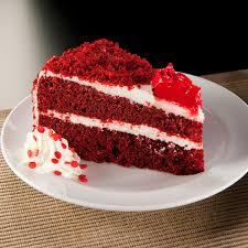 red velvet cake by gourmetgiftbaskets com