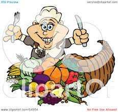 thanksgiving pilgrams royalty free rf clipart illustration of a thanksgiving pilgrim