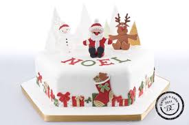 Christmas Cake Decoration Ideas Uk Design A Cake Patchwork Christmas Novelty Set