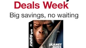 black friday mivie deals amazon amazon black friday 2012 movie deal is planet of the apes 5 film