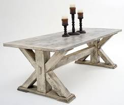 Best  Harvest Tables Ideas On Pinterest Distressed Dining - Best wood for kitchen table