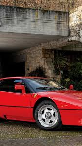 galaxy ferrari ferrari 288 gto cars red wallpaper 89627