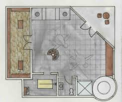 Bathroom Layout Tool by 8 Types Of Master Bathroom Floor Plans You Have To Know Walls