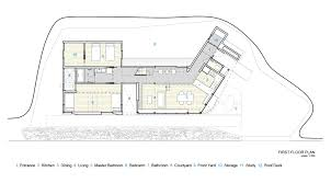 first floor master bedroom addition plans e house hannat architects archdaily
