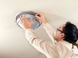 how to replace a bathroom fan light combo installing a bathroom fan step 1 wiring bathroom fan light heater