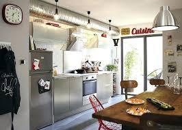 cuisine style loft cuisine esprit loft industriel utoo me