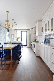 kitchen island with marble top cool blue kitchen white long line kitchen island candle brass