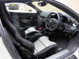 Ferrari 458 Black And White - one of a kind ferrari 458 speciale is up for sale black white