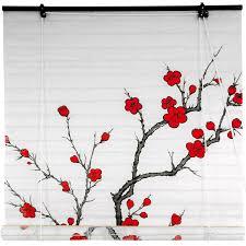 cherry blossom shoji blinds window treatments for 2017