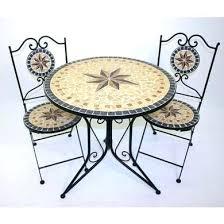 Garden Bistro Table Mosaic Bistro Sets U2013 Mobiledave Me