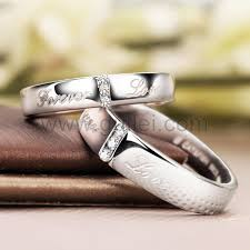 forever personalized commitment ring for him and