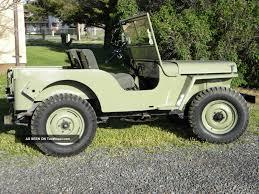 jeep frame 1948 jeep cj information and photos momentcar