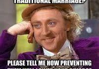 Divorce Guy Meme - cool divorce guy meme so marriage will destroy traditional