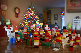 reminisce christmas lego collection