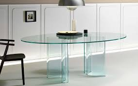 sahara the curved glass table u2013 fiam italia