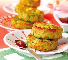 legumes cuisine recette croquettes de légumes au poulet en vidéo