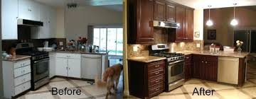 kitchen cabinet refacing before and after photos kitchen cabinet facelift before and after cabinet refacing diy