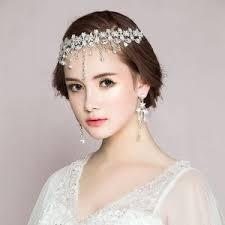 headpiece jewelry bridal jewellery wedding jewelry veaul