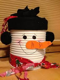 Holiday Crafts On Pinterest - 790 best can crafts images on pinterest tin can crafts coffee