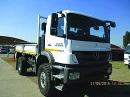mercedes 4x4 trucks 2015 mercedes 1823 axor 4x4 truck trucks for sale in kwazulu