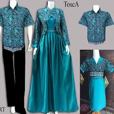 model baju contoh model baju batik modern