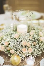 baby breath centerpieces 22 ways to use baby s breath at your wedding
