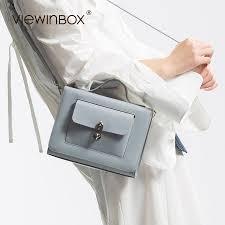 View Luxury Designer Bags Viewinbox Luxury Handbags Women Bags Designer Small Flat Leather