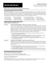 Basic Resume Template Pdf Download Contract Stress Engineer Sample Resume