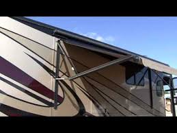 Dometic 9100 Power Awning Dometic Weatherpro Awnings The 1 Rv Video Education Training