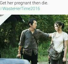 Maggie Meme - these walking dead memes will make you laugh your guts out