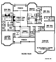 House Plan Layouts Floor Plans 73 Best House Plans Images On Pinterest Architecture Dream