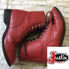 s justin boots on sale 92 justin boots shoes sale vintage justin jr combat