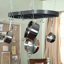 kitchen island hanging pot racks cool hanging pot rack kitchen hanging kitchen pot rack rooster