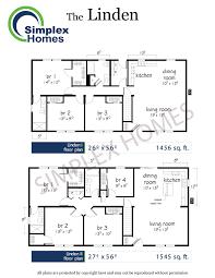 simplex homes linden ranch modular home