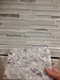 kitchen granite and backsplash ideas white river granite and ledgestone backsplash tile stuff